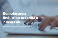 Image of Is there hope 2 years after the implementation of the Homelessness Reduction Act?
